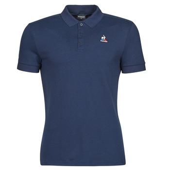 Kleidung Herren Polohemden Le Coq Sportif ESS POLO SS N 1 M Marine
