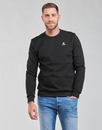Kleidung Herren Sweatshirts Le Coq Sportif ESS CREW SWEAT N 3 M Schwarz