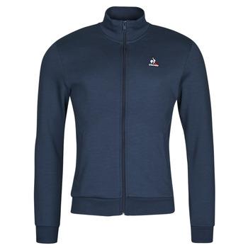 Kleidung Herren Trainingsjacken Le Coq Sportif ESS FZ SWEAT N 3 M Marine