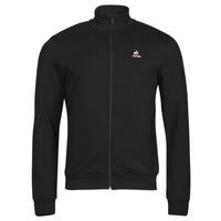 Kleidung Herren Trainingsjacken Le Coq Sportif ESS FZ SWEAT N 3 M Schwarz