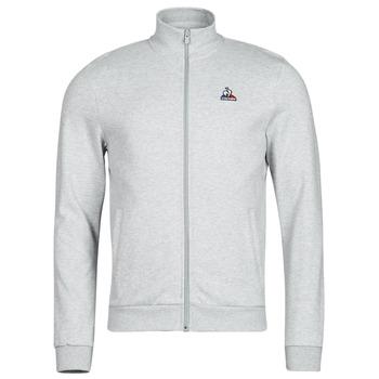 Kleidung Herren Trainingsjacken Le Coq Sportif ESS FZ SWEAT N 3 M Grau