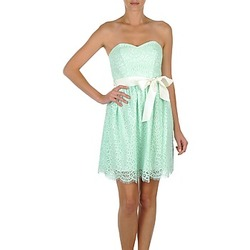 Kleidung Damen Kurze Kleider Morgan RORT Grün