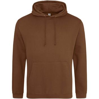 Kleidung Sweatshirts Awdis College Caramel Toffee