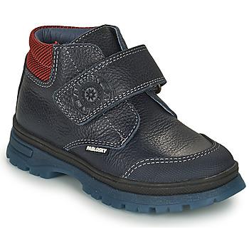 Schuhe Jungen Boots Pablosky 502923 Blau