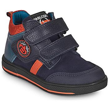 Schuhe Jungen Boots Pablosky 503523 Blau