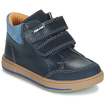 Schuhe Jungen Boots Pablosky 503723 Blau