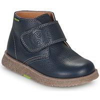 Schuhe Jungen Boots Pablosky 502323 Blau