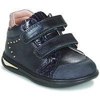 Schuhe Mädchen Sneaker High Pablosky 6122 Marine