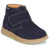 Schuhe Jungen Boots Pablosky 502228 Marine