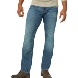 Kleidung Herren Straight Leg Jeans Lee Cooper BRADY-JEAN Blau