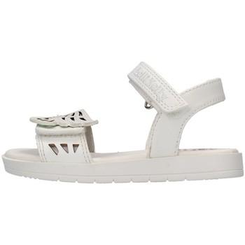Schuhe Mädchen Sandalen / Sandaletten Lelli Kelly LK7520 WEISS