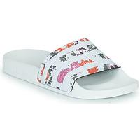 Schuhe Damen Pantoletten adidas Originals ADILETTE W Weiss