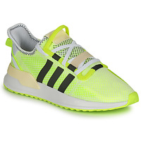 Schuhe Herren Sneaker Low adidas Originals U_PATH RUN Weiss / Gelb