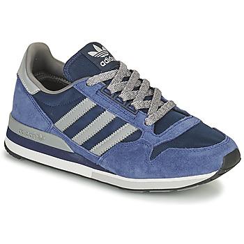 Schuhe Sneaker Low adidas Originals ZX 500 Blau / Grau
