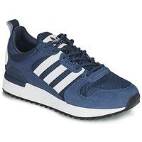 Schuhe Sneaker Low adidas Originals ZX 700 HD Blau / Weiss