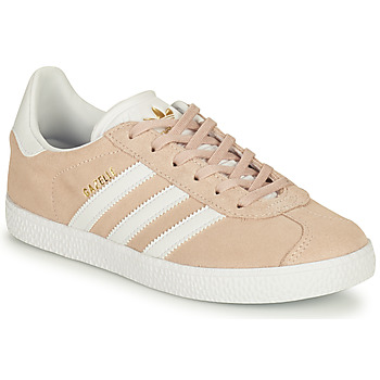 Schuhe Mädchen Sneaker Low adidas Originals GAZELLE J Rose