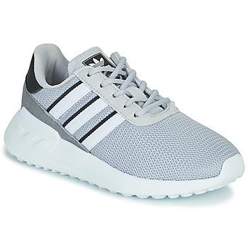 Schuhe Jungen Sneaker Low adidas Originals LA TRAINER LITE C Grau