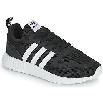 Schuhe Jungen Sneaker Low adidas Originals MULTIX C Schwarz / Weiss