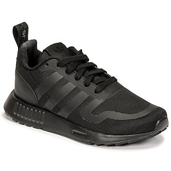 Schuhe Jungen Sneaker Low adidas Originals MULTIX J Schwarz