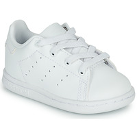 Schuhe Kinder Sneaker Low adidas Originals STAN SMITH EL I Weiss