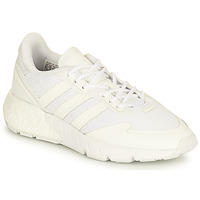 Schuhe Kinder Sneaker Low adidas Originals ZX 1K BOOST J Weiss