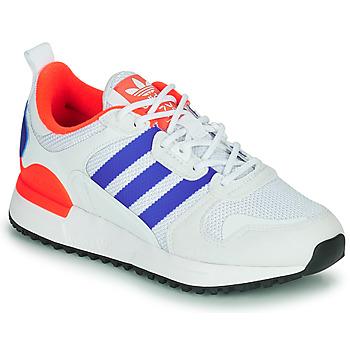 Schuhe Kinder Sneaker Low adidas Originals ZX 700 HD J Blau / Weiss / Rot