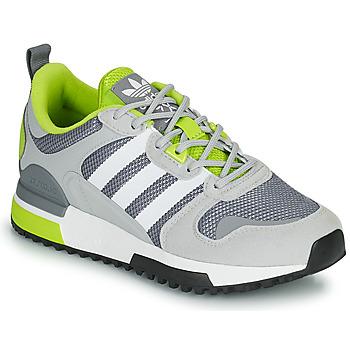 Schuhe Kinder Sneaker Low adidas Originals ZX 700 HD J Grau / Grün