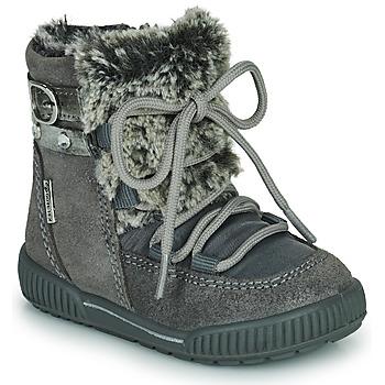 Schuhe Mädchen Schneestiefel Primigi RIDE 19 GTX Grau