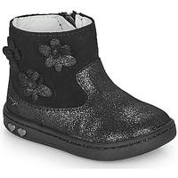 Schuhe Mädchen Boots Primigi BABY LIKE Schwarz