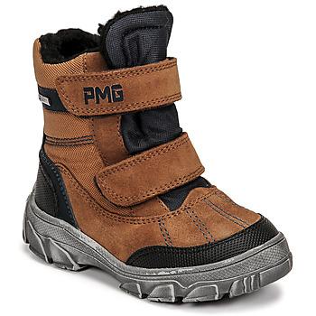 Schuhe Jungen Schneestiefel Primigi HIKER GTX Braun