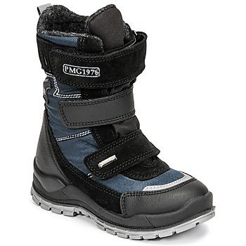 Schuhe Jungen Schneestiefel Primigi HANS GTX Schwarz / Blau