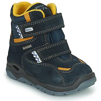 Schuhe Jungen Schneestiefel Primigi GARY GTX Marine / Gelb