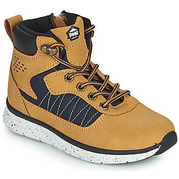 Schuhe Jungen Boots Primigi B&G TIMBY Cognac