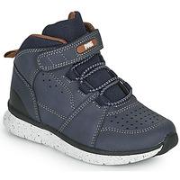 Schuhe Jungen Boots Primigi B&G TIMBY Marine
