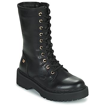 Schuhe Damen Boots Xti 43483 Schwarz