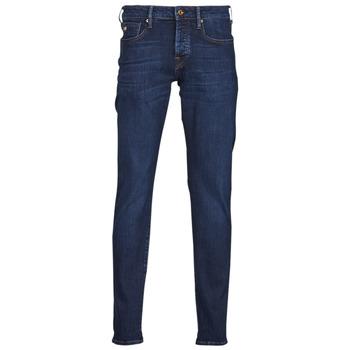 Kleidung Herren Slim Fit Jeans Scotch & Soda RALSTON REGULAR SLIM Blau