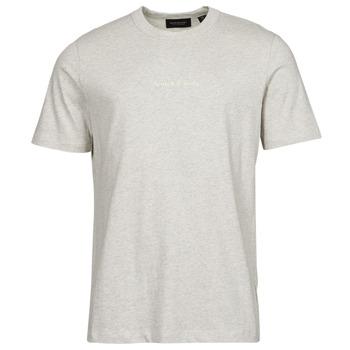 Kleidung Herren T-Shirts Scotch & Soda GRAPHIC LOGO Grau