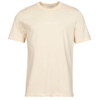 Kleidung Herren T-Shirts Scotch & Soda GRAPHIC LOGO Beige