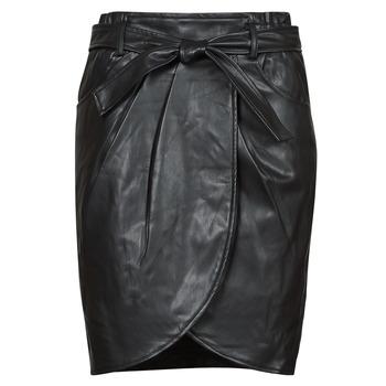 Kleidung Damen Röcke See U Soon 21231096 Schwarz