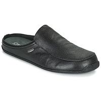 Schuhe Herren Hausschuhe Giesswein MANTA Schwarz