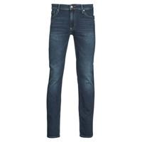 Kleidung Herren Slim Fit Jeans Teddy Smith REEPLE ROCK Blau