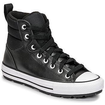 Schuhe Herren Sneaker High Converse CHUCK TAYLOR ALL STAR BERKSHIRE BOOT COLD FUSION HI Schwarz