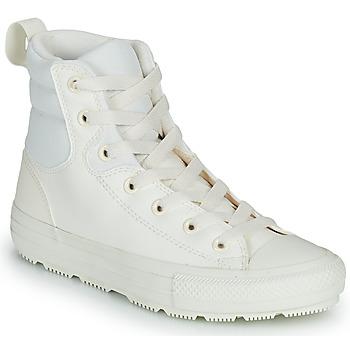 Schuhe Damen Sneaker High Converse CHUCK TAYLOR ALL STAR BERKSHIRE BOOT COLD FUSION HI Beige