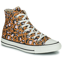 Schuhe Damen Sneaker High Converse CHUCK TAYLOR ALL STAR MYSTIC WORLD HI Senf / Rose