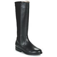 Schuhe Mädchen Klassische Stiefel Acebo's 9905PE-NEGRO-T Schwarz