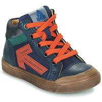 Schuhe Jungen Sneaker High Acebo's 5567-MARINO-J Marine