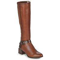 Schuhe Damen Klassische Stiefel Hispanitas ALPES Braun