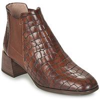 Schuhe Damen Low Boots Hispanitas ALEXA Braun