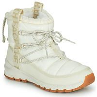 Schuhe Damen Schneestiefel The North Face W THERMOBALL LACE UP Naturfarben