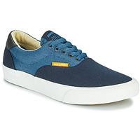 Schuhe Jungen Sneaker Low Jack & Jones JR MORK CANVAS BLOCK Blau